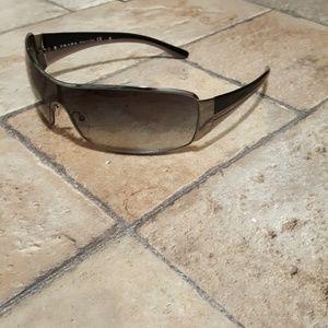 PRADA Unisex Sunglasses Hardly Worn